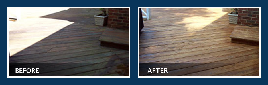 Entertaining Outdoors? Pressure Wash Your Decks