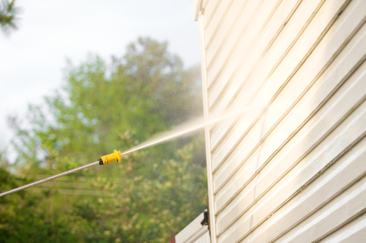 Remove Mildew On Your Vinyl Siding Pressure Pros Of The