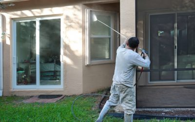 Is House Washing Safe for Stucco?