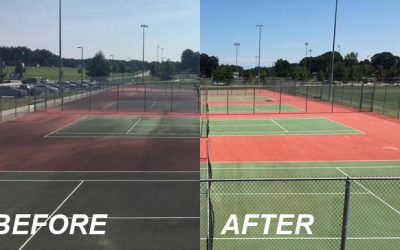 Why Should You Hire Professionals for Tennis Court Cleaning?